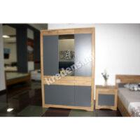 Шкаф 3-х дверный Fidgi 6440