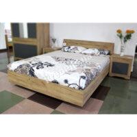 Двуспальная кровать Fidgi 6447