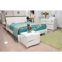 Итальянская двуспальная кровать Primavera 2999