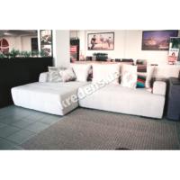 Угловой тканевый диван 3854