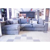 Польский раскладной угловой диван 5313