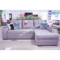 Угловой тканевый диван 6130