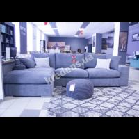 Польский раскладной угловой диван 5298