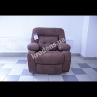 Тканевое кресло-качалка 6893