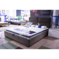 Двуспальная кровать (160х200) с подъемным механизмом 6897