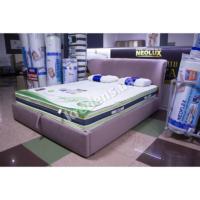 Двуспальная кровать (160х200) с подъемным механизмом 6898
